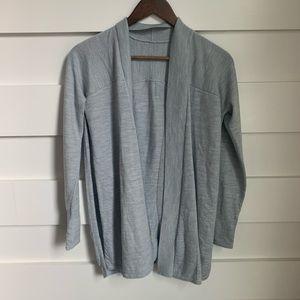 (NWOT) Lululemon // Wool Sweater Cardigan
